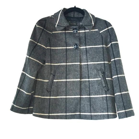 Zara Jackets & Blazers - Zara A line jacket.